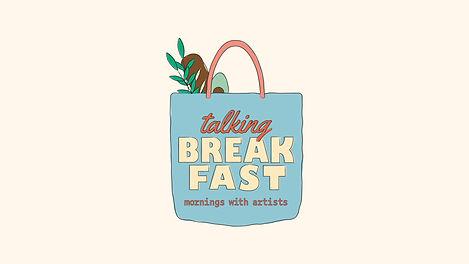 talking breakfast logo