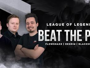 Beat The Pro – League of Legends