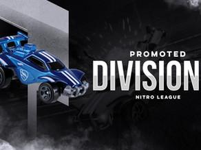 Aufstieg in Division 2 der Nitro League