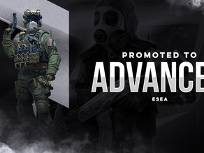 SPARX ESPORTS in der ESEA Advanced