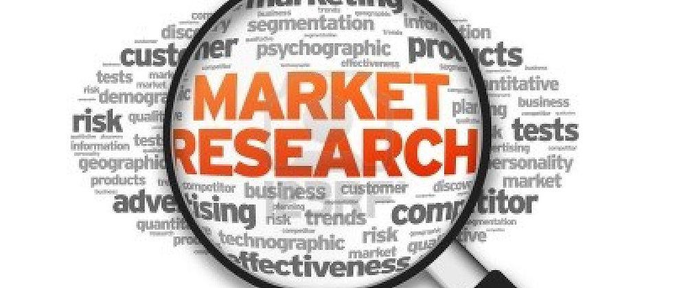 Market Research:Internship+Training+Career Counselling+Resume&LinkedIn Profile