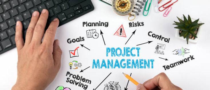 Project Management:Internship+Training+Career Counselling+Resume&LinkedInProfile