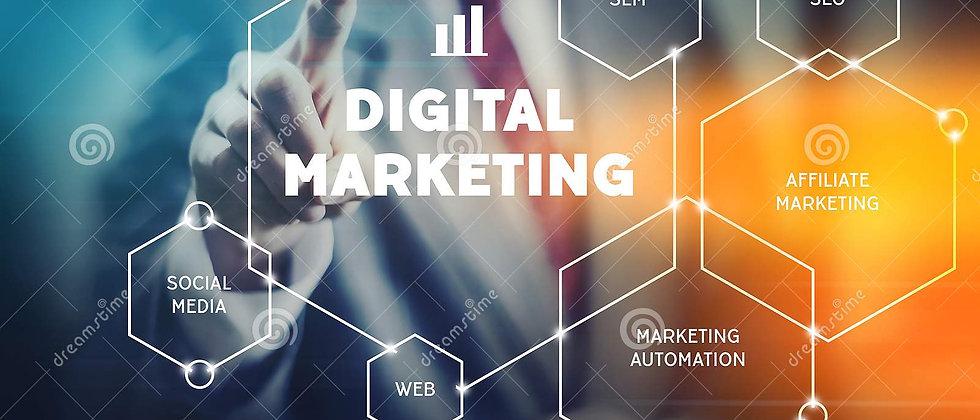 Digital Marketing:Internship+Training+Career Counselling+Resume&LinkedIn Profile
