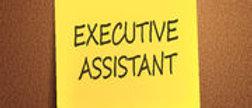 Executive Assistant: