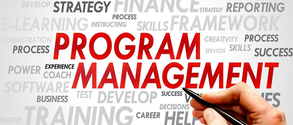 Program Management Training + Internship+ Career Counselling