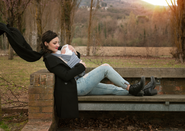 Motherhood - MariMar Fotografia