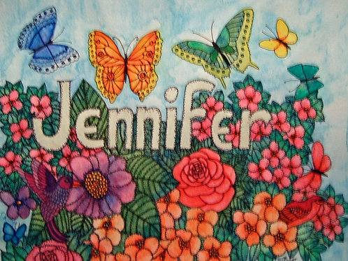 Jennifer (Name Design)