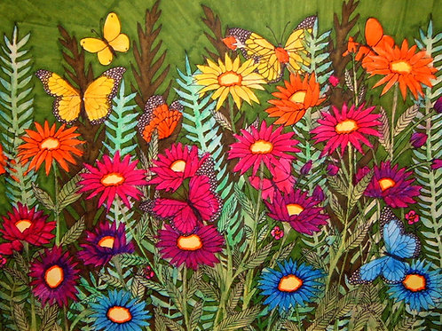 Firefly Flower Jungle
