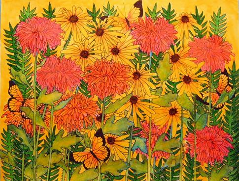 Chrysanthemum Garden of Joy