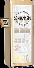 Kühlschrank Schrankerl Essen Büro