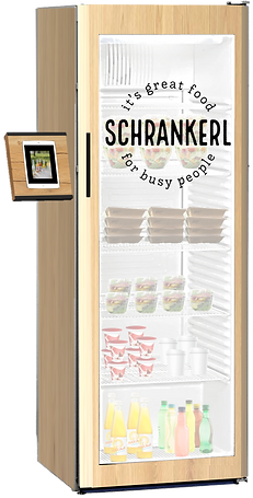 Kühlschrank Essen Büro Schrankerl