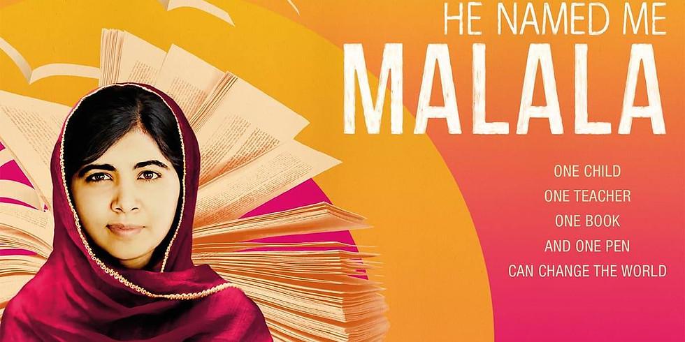 Walsall Cinema for All - He Named Me Malala