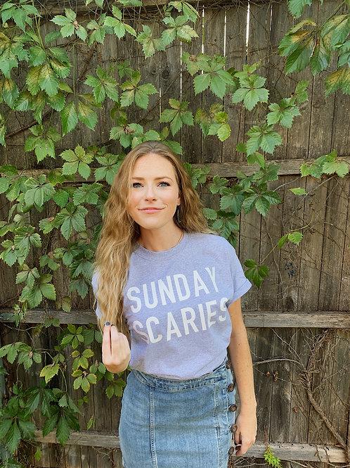 Sunday Scaries Tee