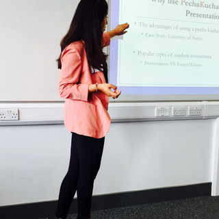 Presentation: How to deliver great 'Pecha Kucha' Presentations