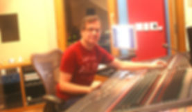gravação, mixagem, masterização.