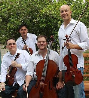 quarteto quadrus Chordarum foto Raquel G