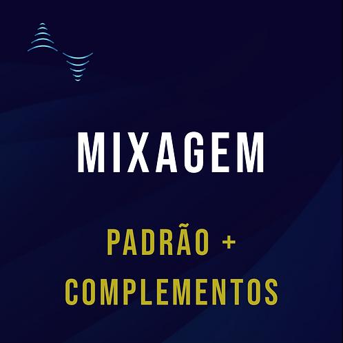 Mix Padrão + Complementos