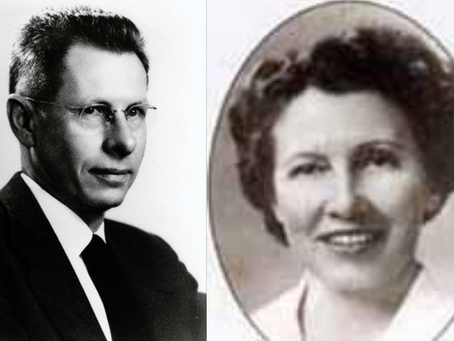 Solved with no bodies: Marjorie and Curtis Chillingworth
