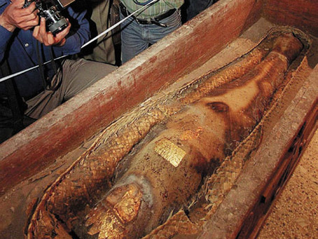 "The mystery of the ""Persian Princess"" mummy"