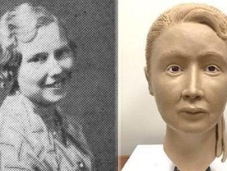 The Belle in the Well: Jane Doe identified after 38 years