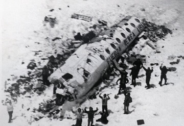 The crash of Uruguayan Air Force Flight 571