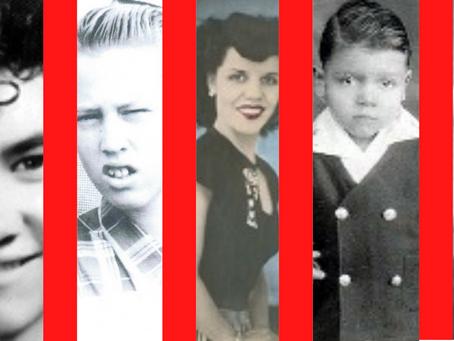 5 older missing persons cases