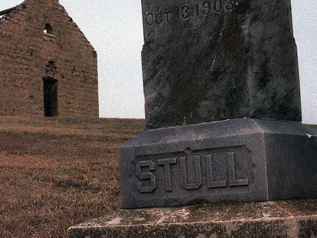 The truth about Stull Cemetery