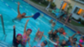Ohana Aquatics Swim Team