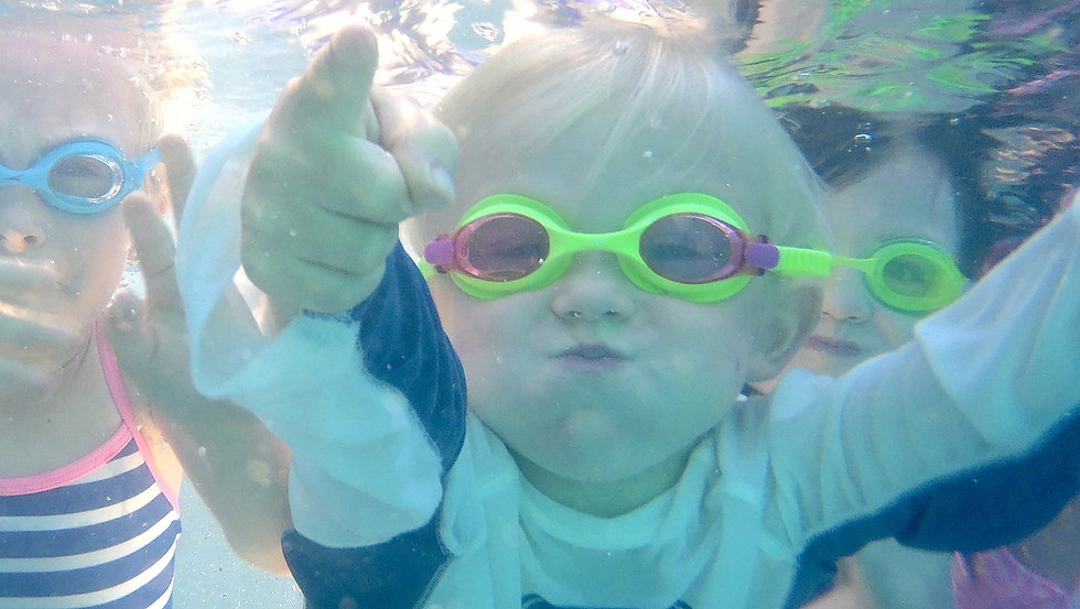 Sign Up for Swim Lessons