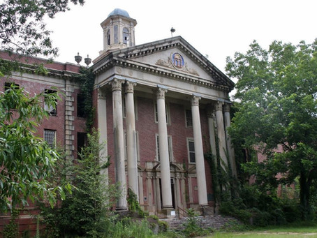 The dark history of Georgia's Central State Hospital