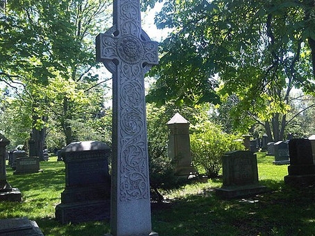 Is this Toronto cemetery REALLY haunted? The ghost stories of Mount Pleasant