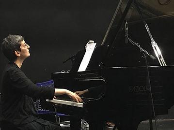 Betsy piano lqf recording.JPG