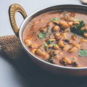 Caribbean Style Bean Curry