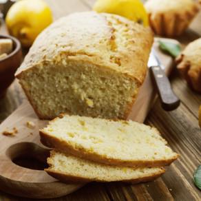 Zesty Lemon Cake (Ve)