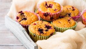 Blackberry Muffins (Ve)