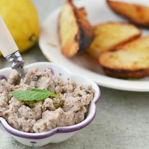 Mixed Bean Bruschetta (Ve)