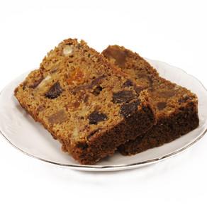 Fig crumble cake
