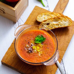 Gazpacho Soup from Andalucia (Ve)