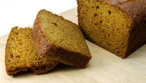 Sponge-y Ginger Cake (Ve)