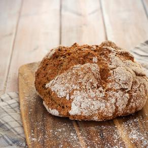Irish Wheaten Bread (Ve)