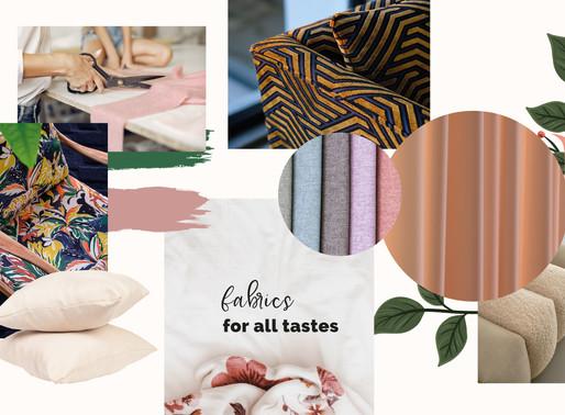 Receba o verão em casa: 5 ideias para combinar tecidos e mudar a sua sala de estar.