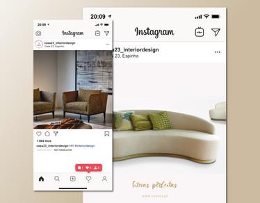 Instagram da Marca - Vista Publicações