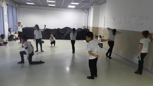 Raconte moi mon spectacle ateliers class