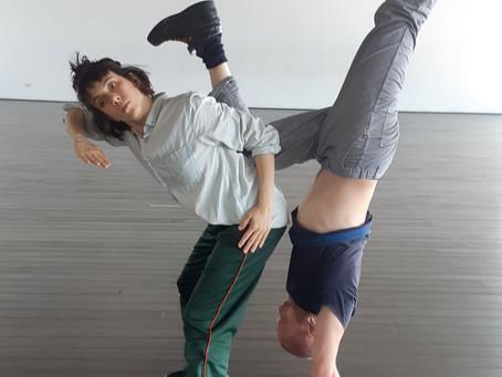 CIE ITINERRANCES // CHRISTINE FRICKER - (danse)