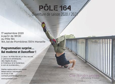 Ouverture de saison 2020/2021 du Pôle 164