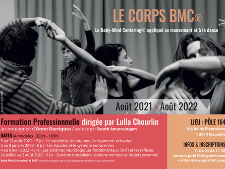Formation Le corps BMC® 2021/2022