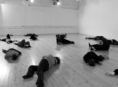 Laetitia REBOUL // Écouter le temps du corps