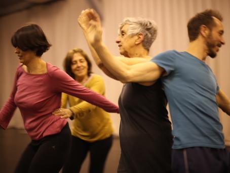Journée secteur santé // Soirée danse - soirée participative