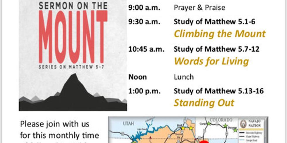 Navajo Churches' Saturday Meeting