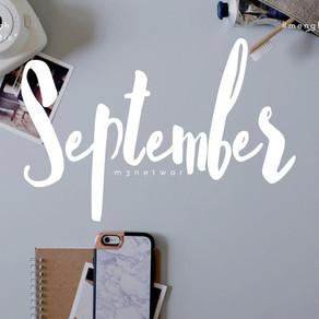 hi, September :)
